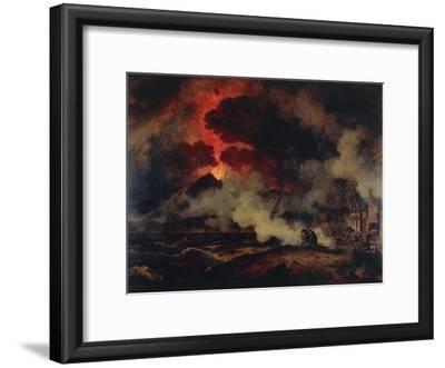 Eruption of Vesuvius
