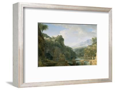 Landscape of Ancient Greece, 1786