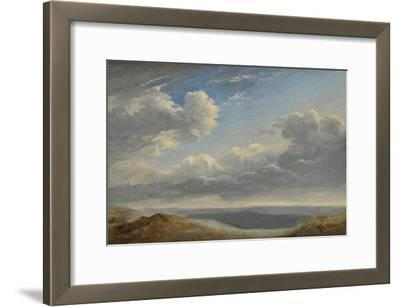 Study of Clouds over the Roman Campagna C.1782-85