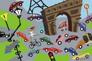 Arc de Triomphe by Pierre Henri Matisse