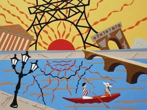 Le Roy Soleil by Pierre Henri Matisse