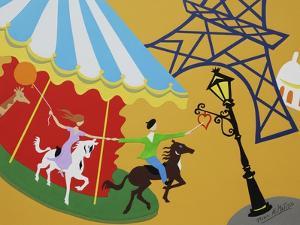 Merry Go Round by Pierre Henri Matisse