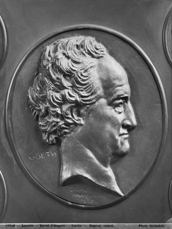 Johann Wolfgang Von Goethe, 1829 (Bronze)