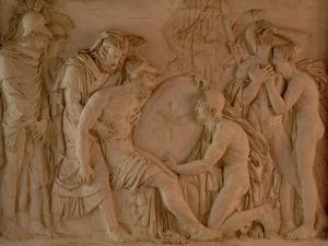 The Death of Achilles, 1811 by Pierre Jean David d'Angers
