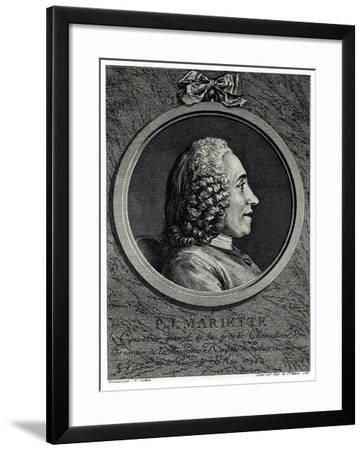 Pierre Jean Mariette, 1884-90--Framed Giclee Print