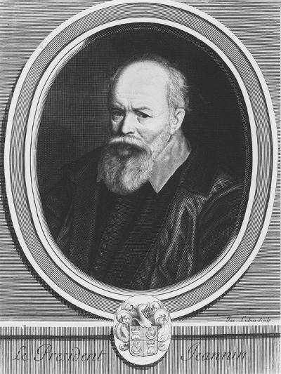 Pierre Jeannin-Jacques Lubin-Giclee Print