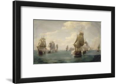 Combat naval de la Dominique, le 17 avril 1780