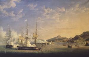 Episode de la guerre d'Espagne en 1823 by Pierre Julien Gilbert