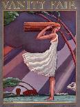 Vanity Fair Cover - December 1926-Pierre L. Rigal-Premium Giclee Print