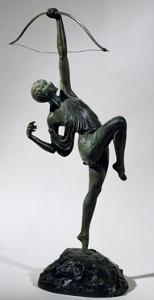Archer by Pierre le Faguays