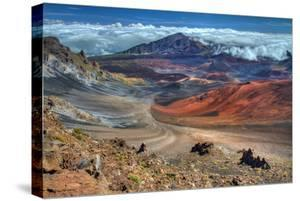The Colorful Haleakala Crater, Maui, Hawaii by Pierre Leclerc Photography