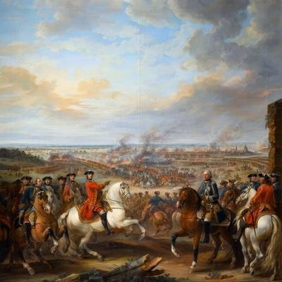 The Battle of Fontenoy, 11 May 1745