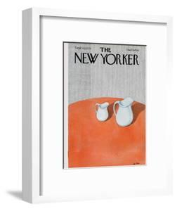 The New Yorker Cover - September 10, 1979 by Pierre LeTan
