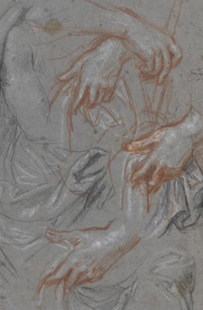Christ au roseau by Pierre Mignard