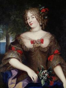Francoise de Sevigne by Pierre Mignard