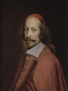 Le cardinal Mazarin by Pierre Mignard