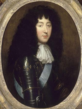 Philippe de France, duc d'Orléans, frère de Louis XIV dit Monsieur