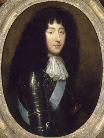 Philippe de France, duc d'Orléans, frère de Louis XIV dit Monsieur by Pierre Mignard