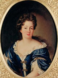 Portrait of Marie-Anne Mancini by Pierre Mignard