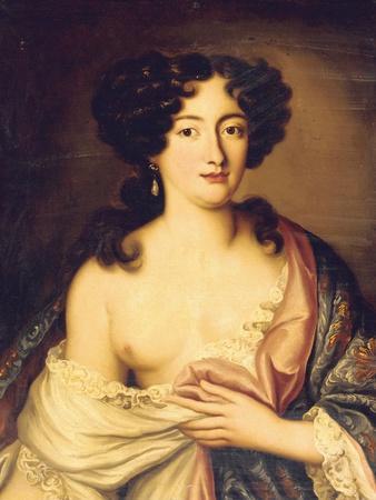 Portrait of Marie Mancini