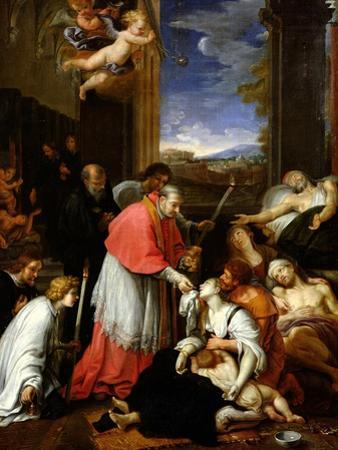 St. Charles Borromeo by Pierre Mignard