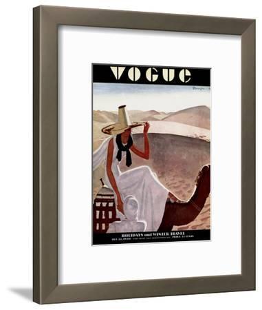 Vogue Cover - December 1930