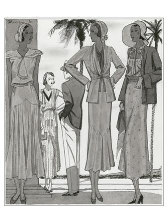 Vogue - January 1931