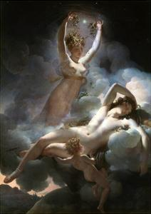 Aurora and Cephalus, 1811 by Pierre Narcisse Guerin