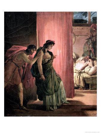 Clytemnestra, circa 1817