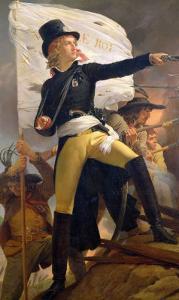 Henri De La Rochejaquelein (1772-94), Leader of the Revolt in the Vendee, 1817 by Pierre Narcisse Guérin
