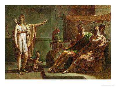 Phaedra and Hippolytus, 1802