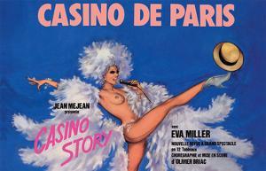 Casino De Paris, France by Pierre Okley