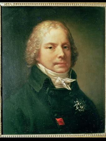 Portrait of Charles Maurice De Talleyrand-Perigord (1754-1838)