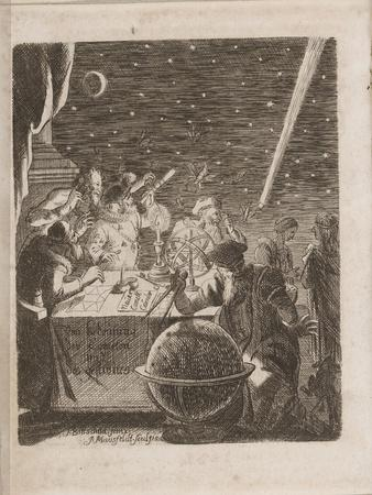 Observing the Heavens in the Age of Galileo, 1681