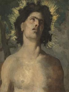 Saint Sébastien by Pierre Puvis de Chavannes