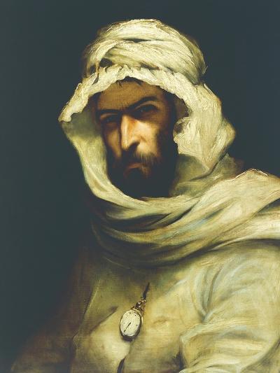 Pierre Savorgnan De Brazza--Giclee Print