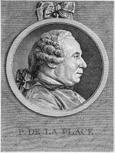 Pierre Simon Laplace, French Mathematician and Astronomer, 18th Century--Giclee Print