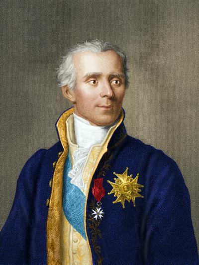 Pierre Simon, Marquis De Laplace-Maria Platt-Evans-Photographic Print