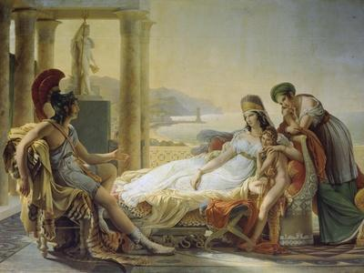 Aeneas Reports Dido from the Battle of Troy, 1815
