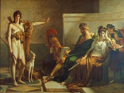 Phaedra and Hippolyt, 1802