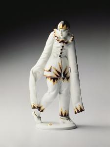 Pierrot by Dorothea Charol