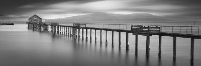 Piers End Pano-Moises Levy-Photographic Print