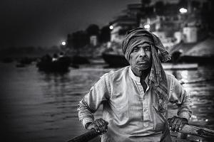Nights on the Ganges by Piet Flour