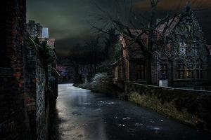 The icy corner by Piet Flour