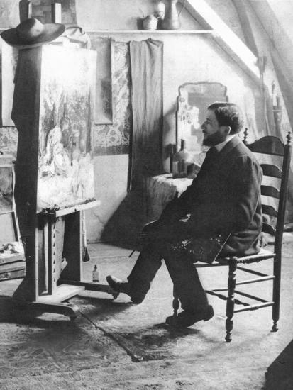 Piet Mondrian (1872-1944)--Photographic Print
