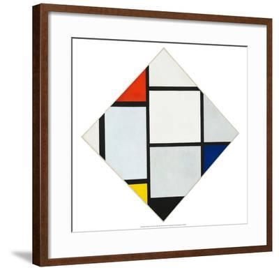 Composition II in Red, Blue, and Yellow, 1930
