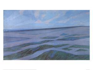 Duinlandschap by Piet Mondrian