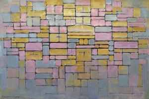 Tableau No. 2 by Piet Mondrian