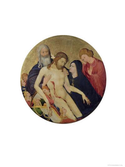 Pieta, circa 1400-Jean Maelwael-Giclee Print