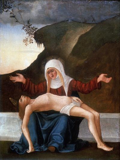 Pieta, Early 16th Century-Lodovico Mazzolini-Giclee Print